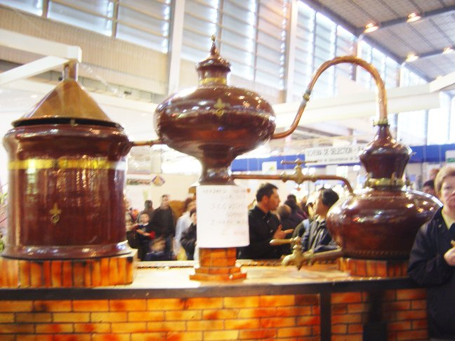 Process of Distilling Cognac: Bad wine makes great brandy