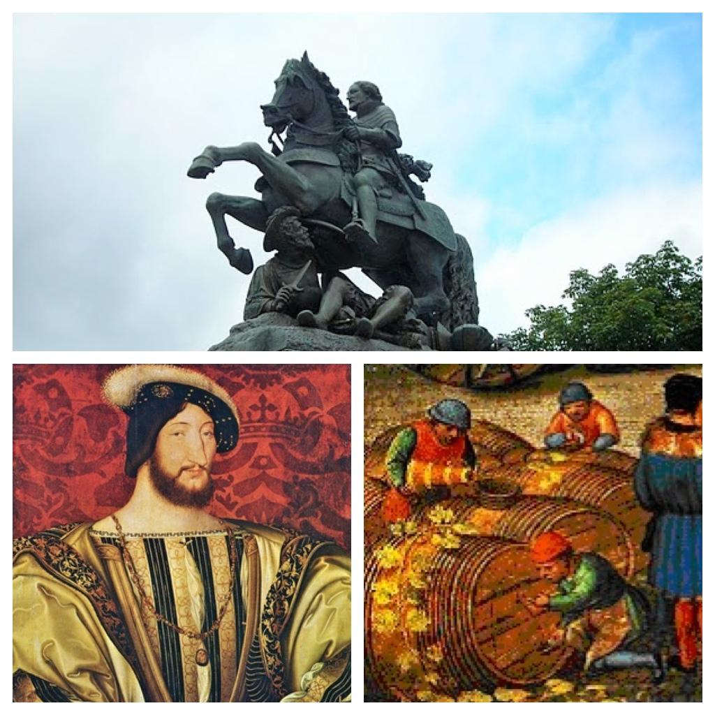 history-cognac-francois-I