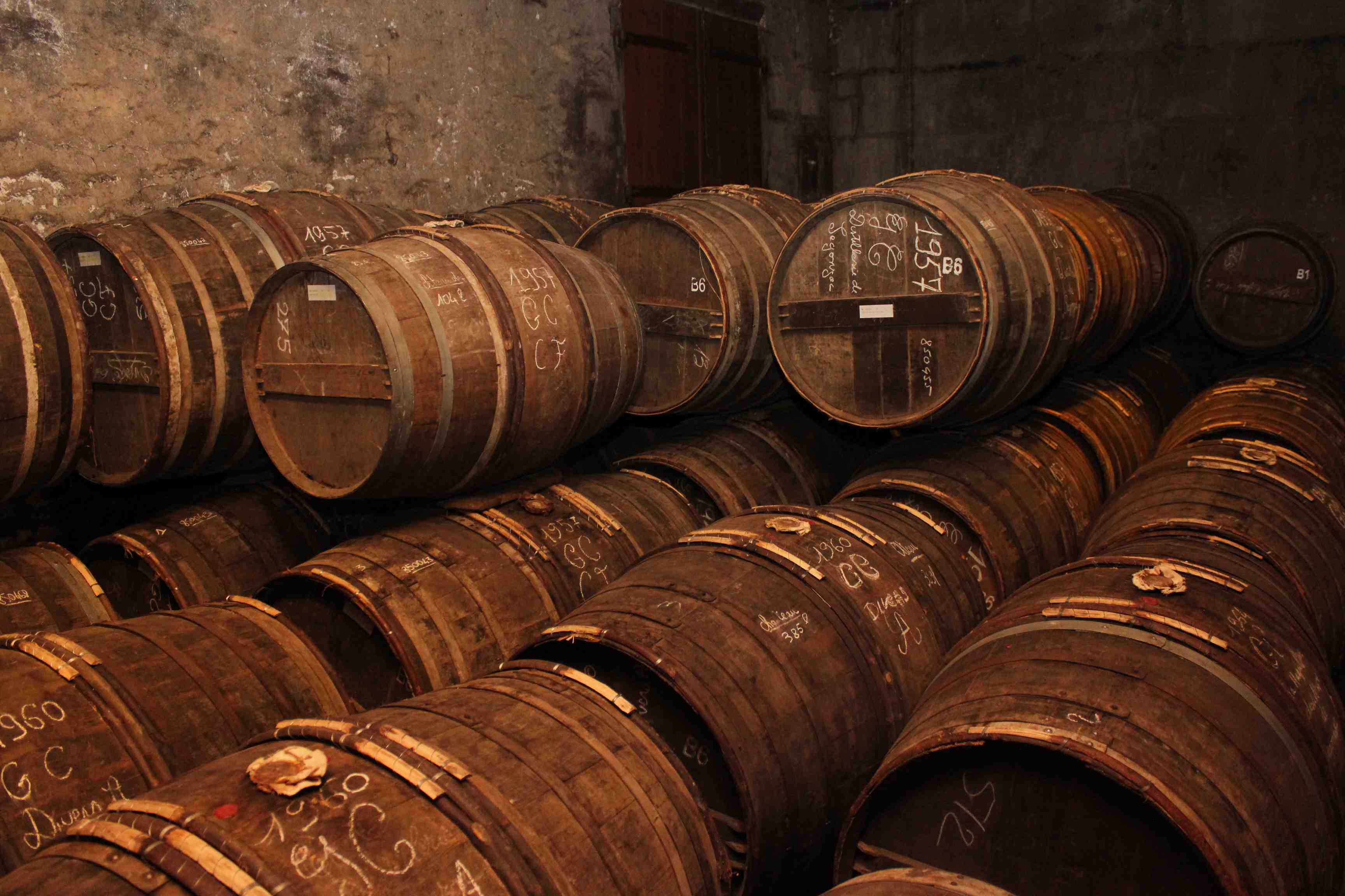 Double-Matured Cognac: A New Trick for an Old Eau-de-Vie