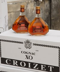House of Croizet and a great video about Cognac in general