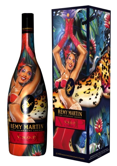 David LaChapelle designs Limited Edition for Rémy Martin