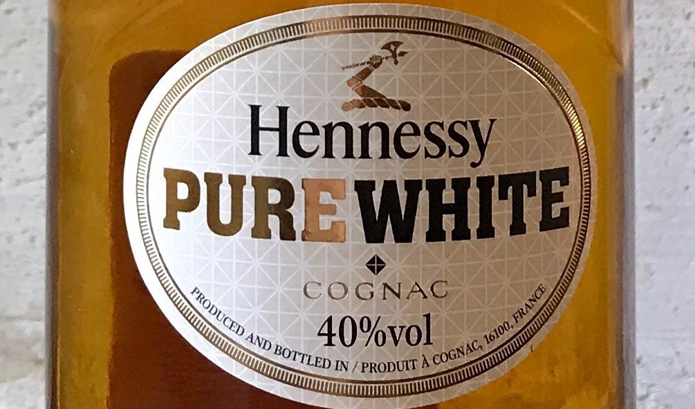 "Hennessy White aka ""Pure White"": Bottle Review"