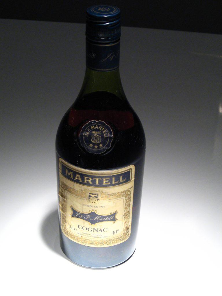 Martell J & F