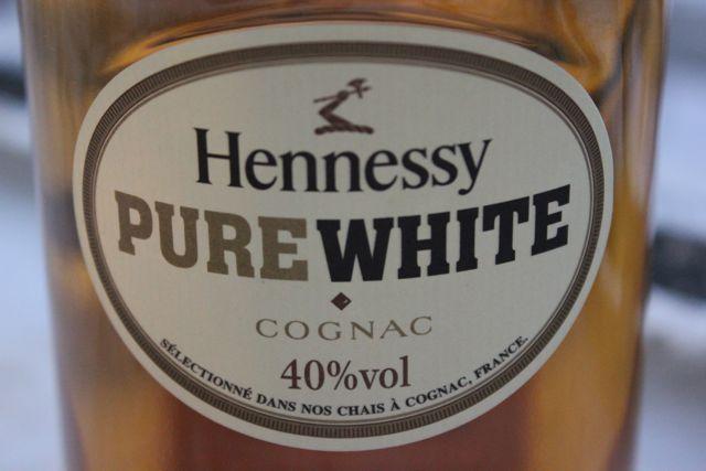 Hennessy White label