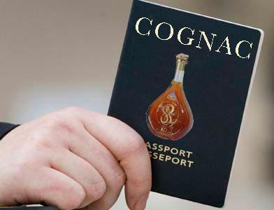 Cognac Passport