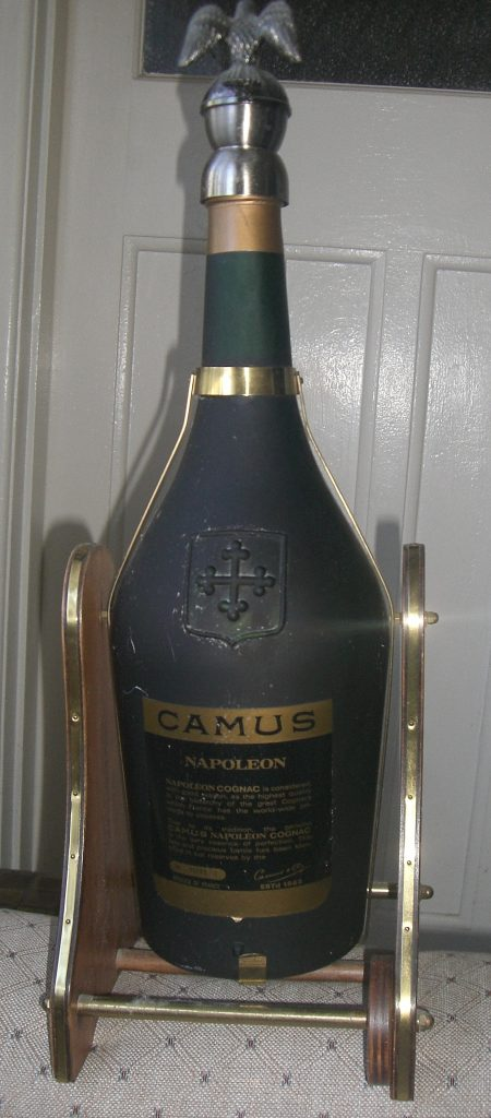 Camus Napoleon bottle