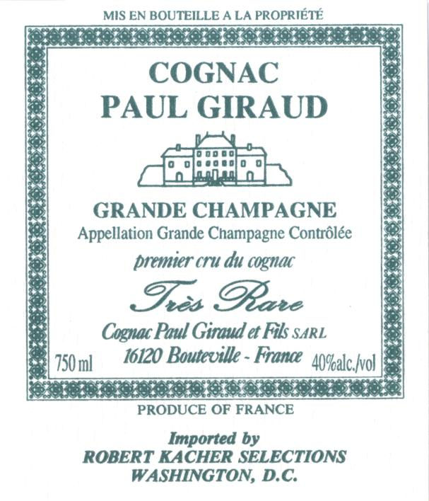 How To Read A Cognac Label