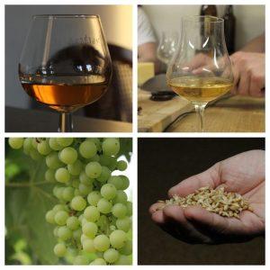 Cognac versus Whiskey