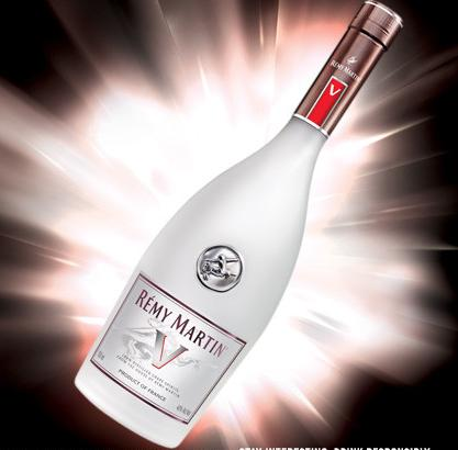 Remy Martin V: Launch of the New Clear Spirit Brandy