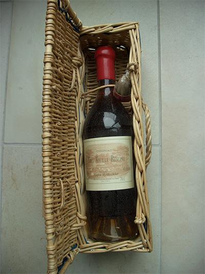 Lafite Rothschild Tres Vieille Reserve bottle