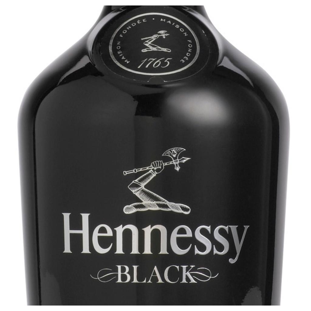 Hennessy Black bottle