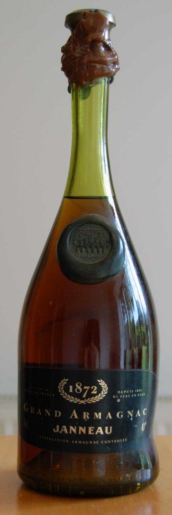 1872 Janneau Cognac