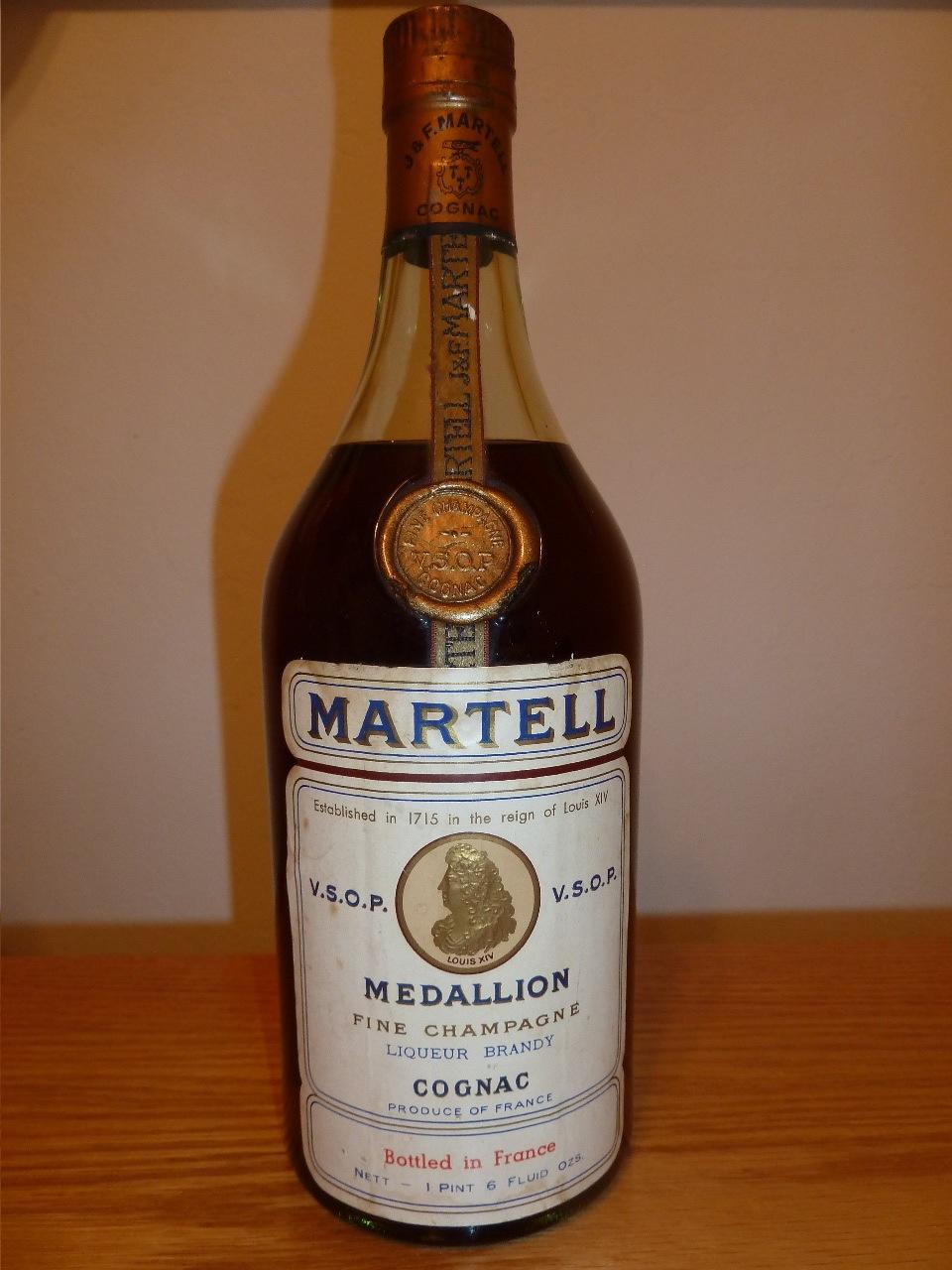 Martell Medaillion