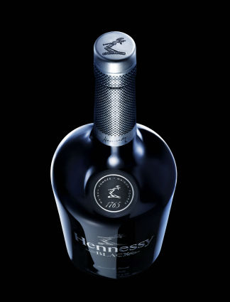 The Black beauty of Hennessy