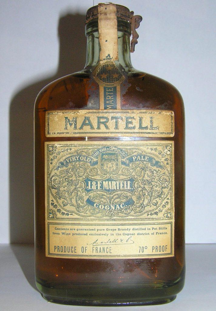 J F Martell Old Pale