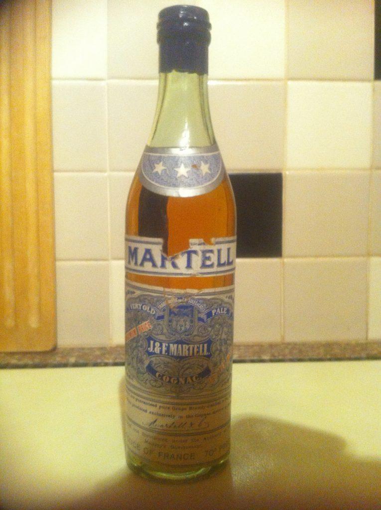 3 Star J & F Martell