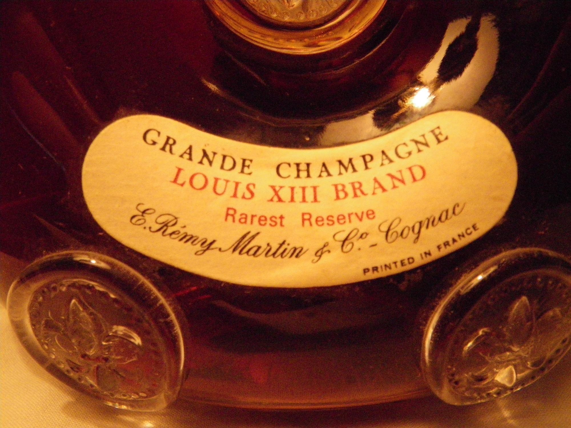 Remy Martin Louis XIII Grande Champagne