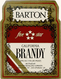 California Brandy