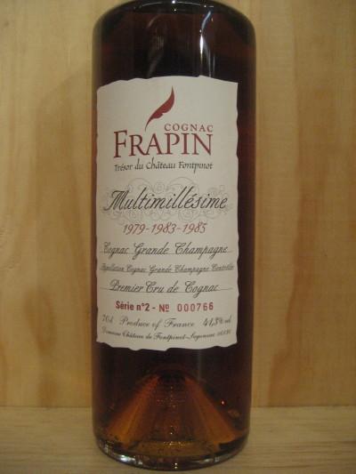 Vintage Frapin Cognac