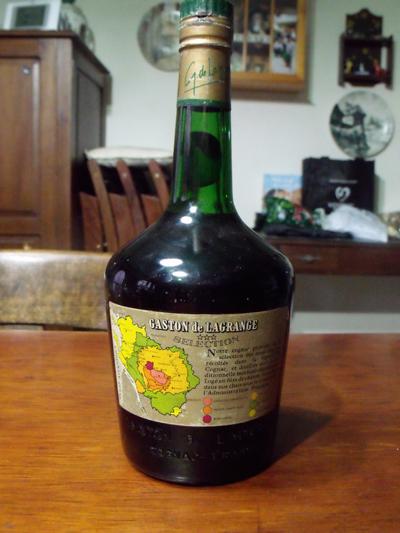 Gaston De Lagrange, S.A Selection Cognac
