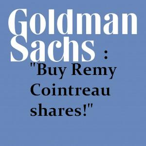 Goldman Sachs statement