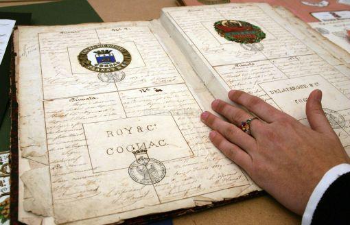 Old Cognac documents