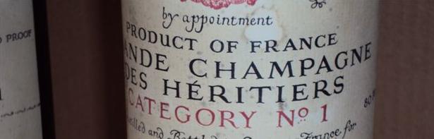 Heritier Cognac Grande Champagne