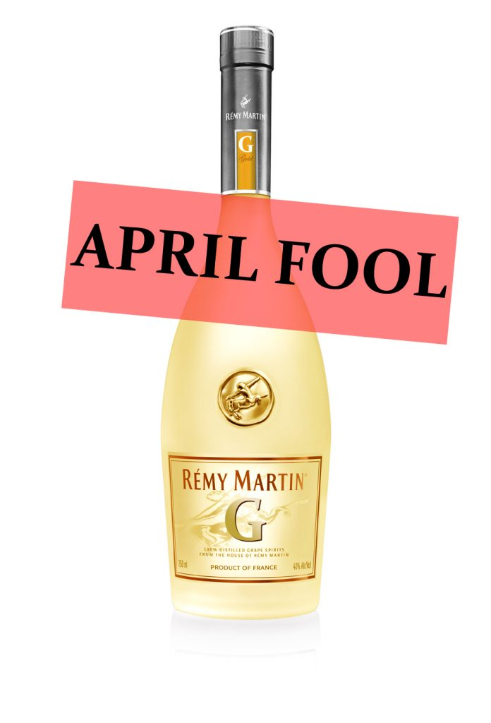 Rémy Martin G never existed