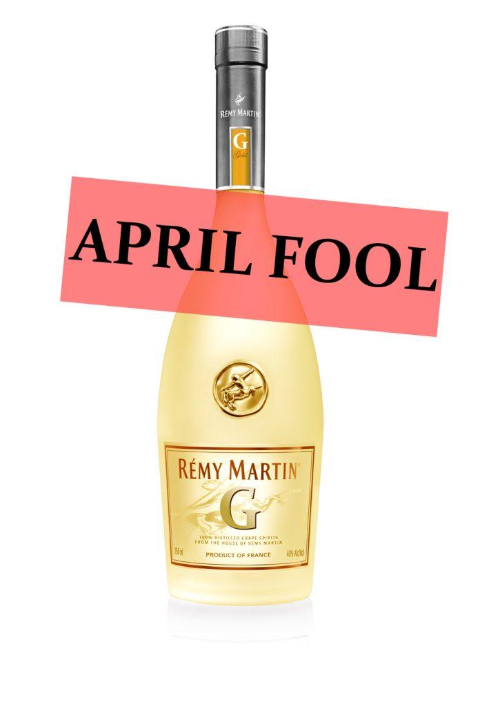 Rémy Martin G never existed