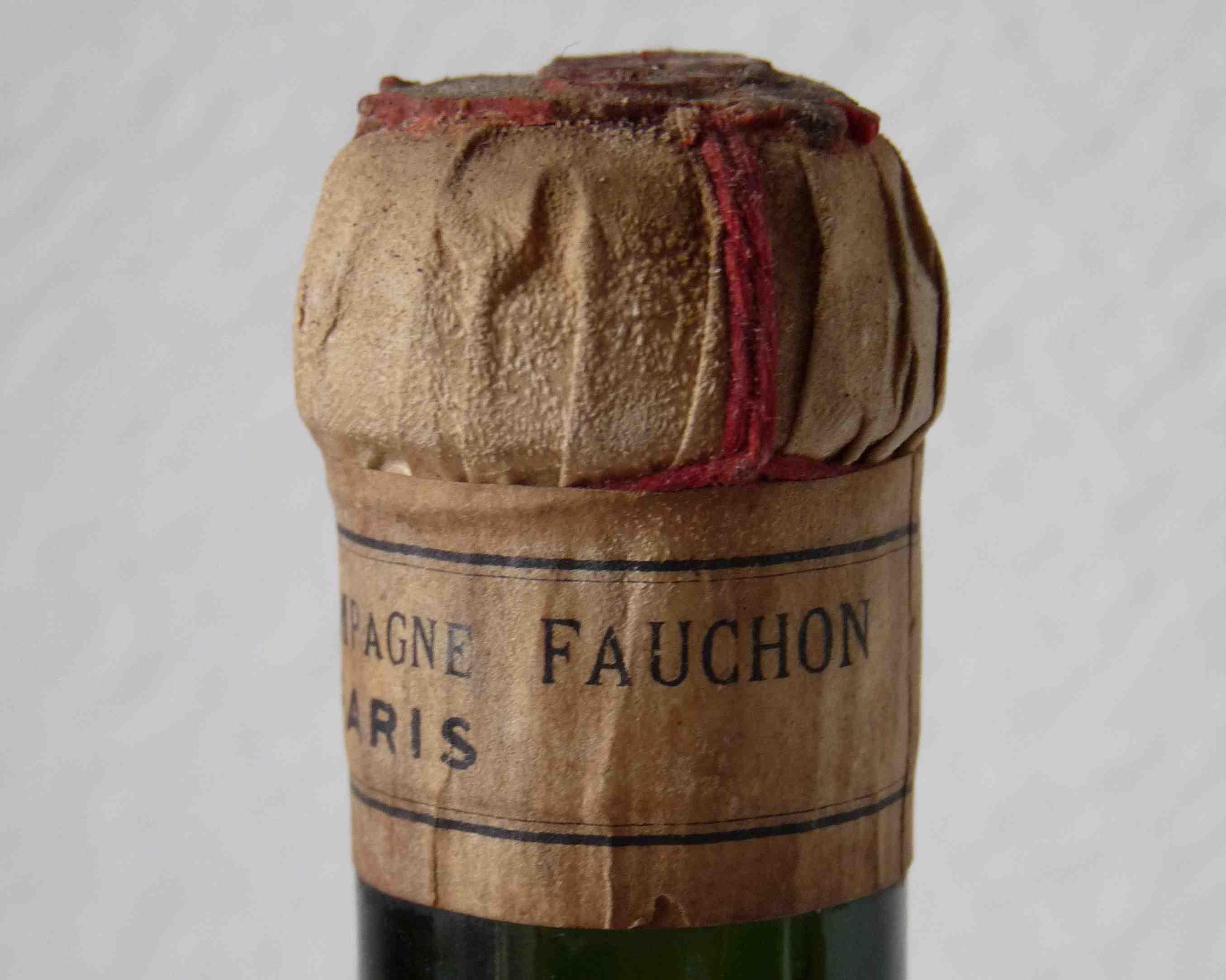 Cognac Fauchon Grande Champagne