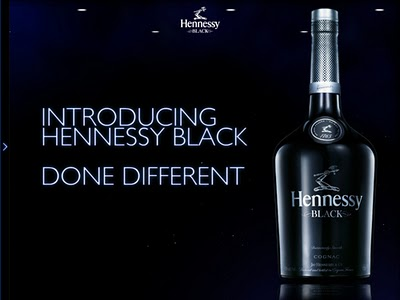 Hennessy Black Done Different 2011