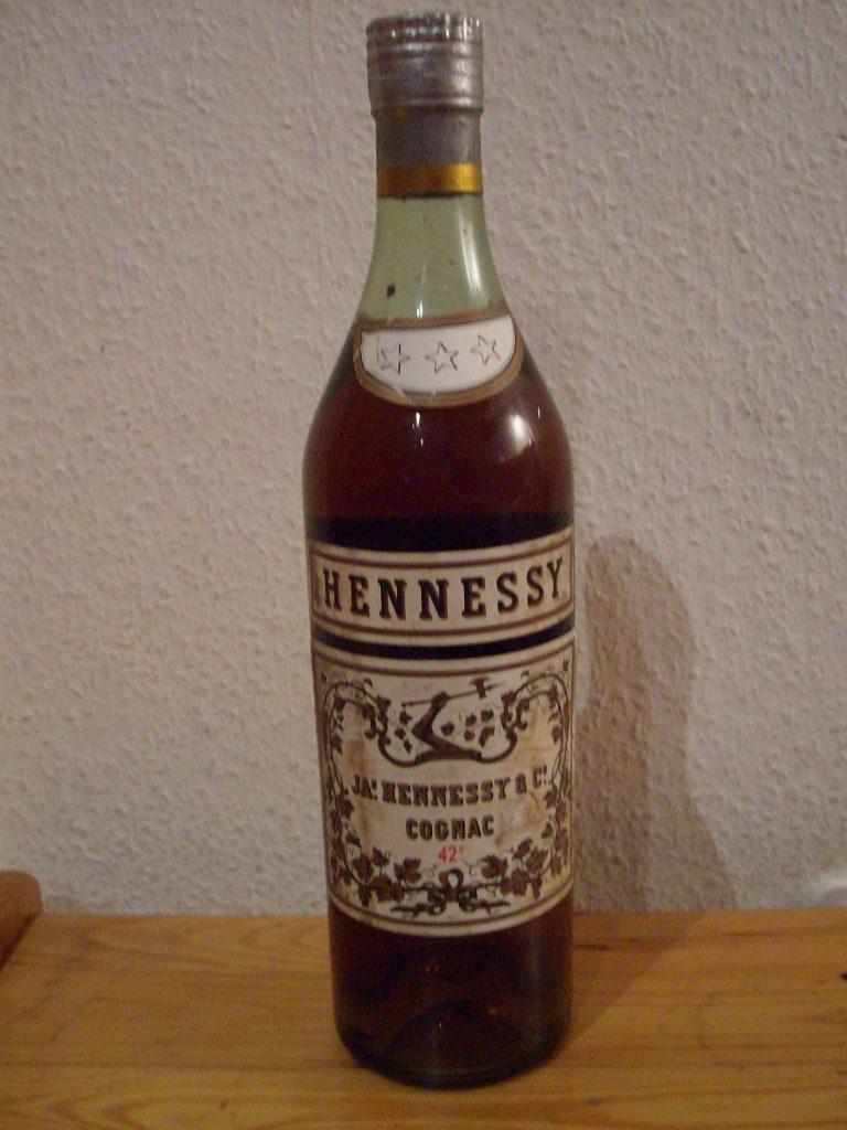 Hennessy 3 Stars