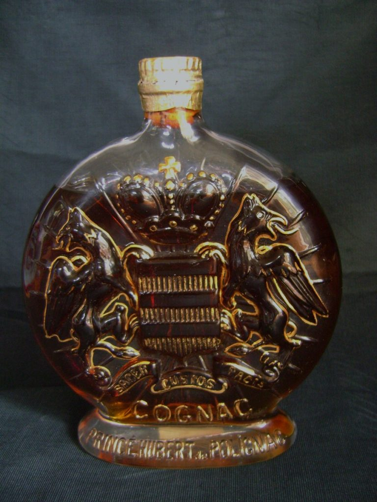 Prince Hubert Old Cognac Bottle