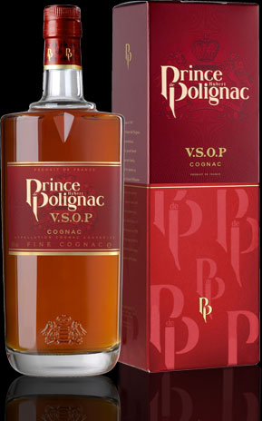 New Range for Prince Hubert de Polignac Cognac, a Packaging Reboot
