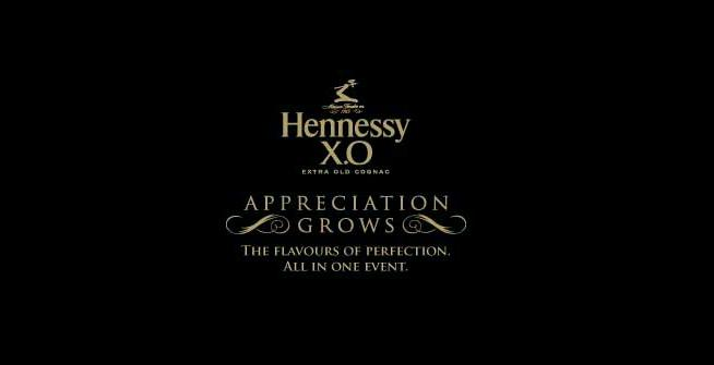 Hennessy XO Appreciation Grows Event