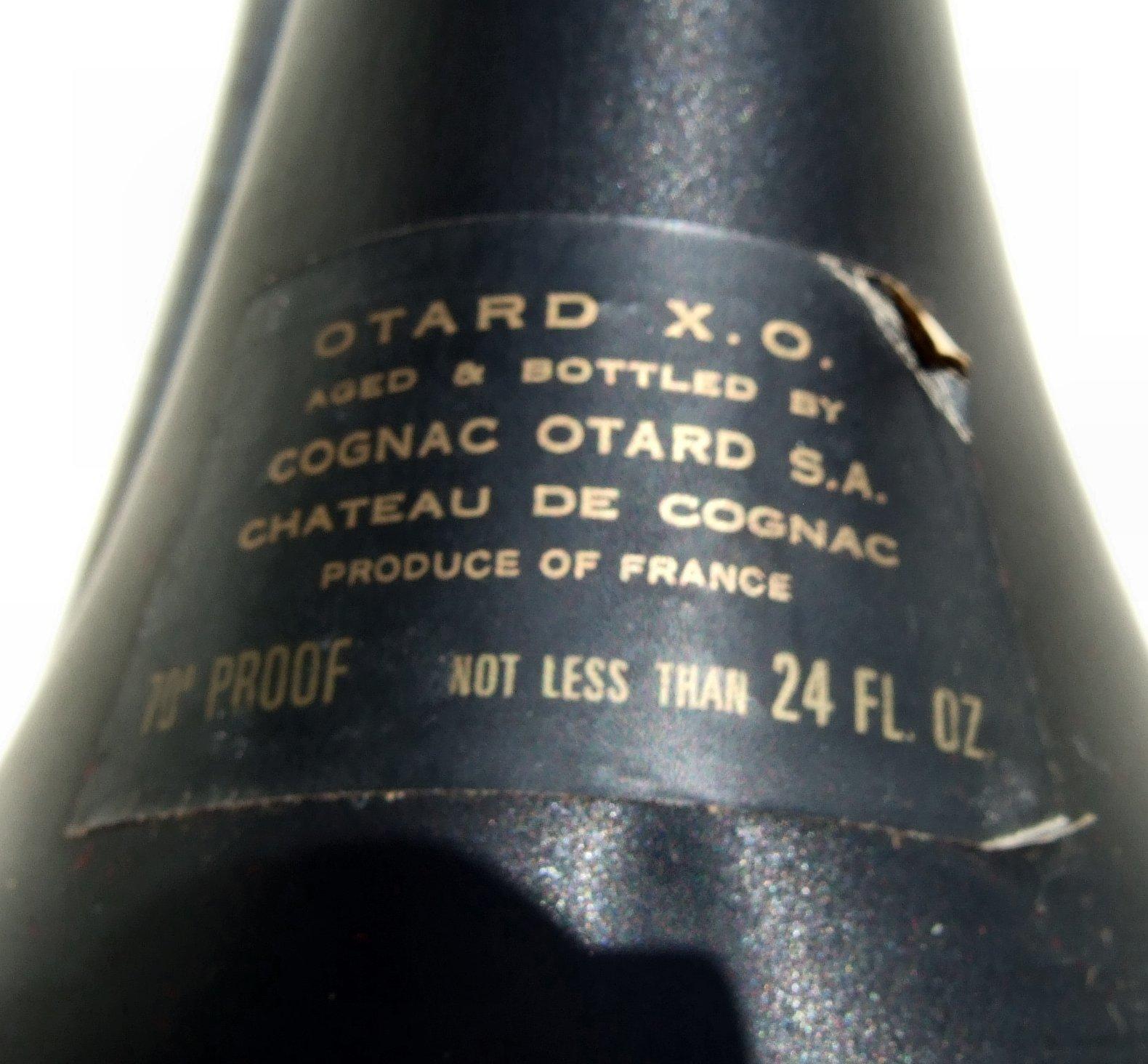Otard Label