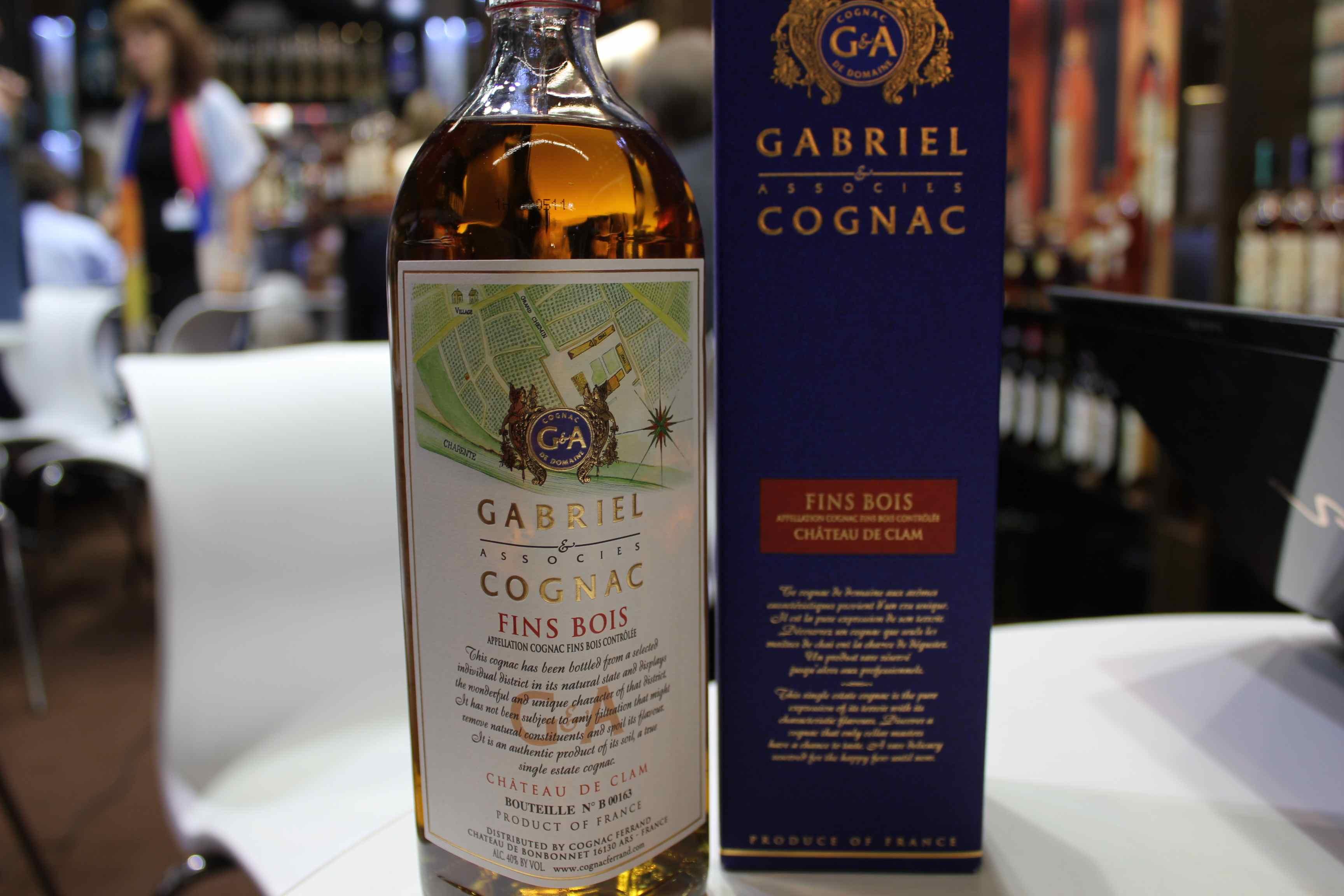 Ferrand's Cognac Gabriel