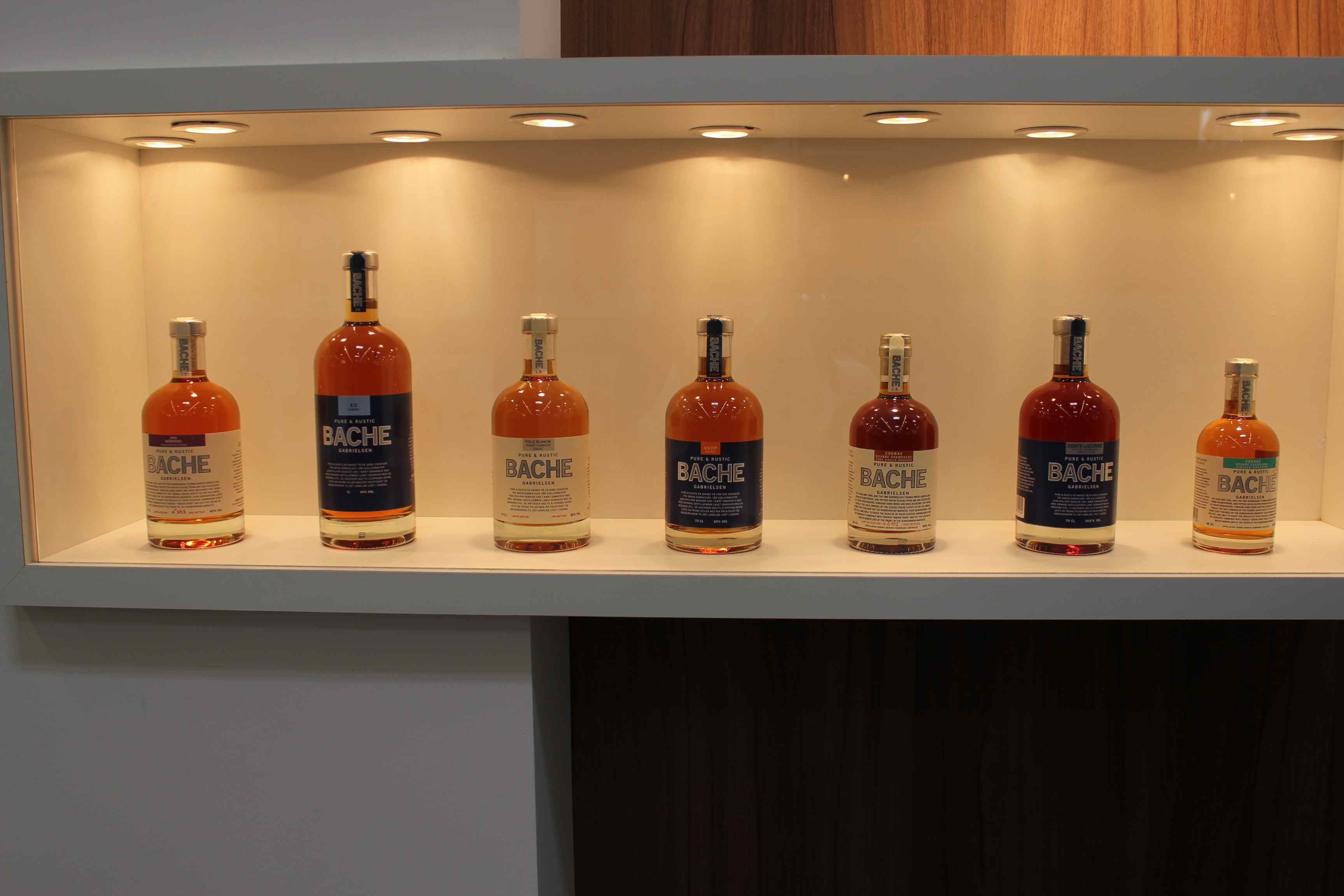 Our First Day at Vinexpo 2011: Cognac Madness