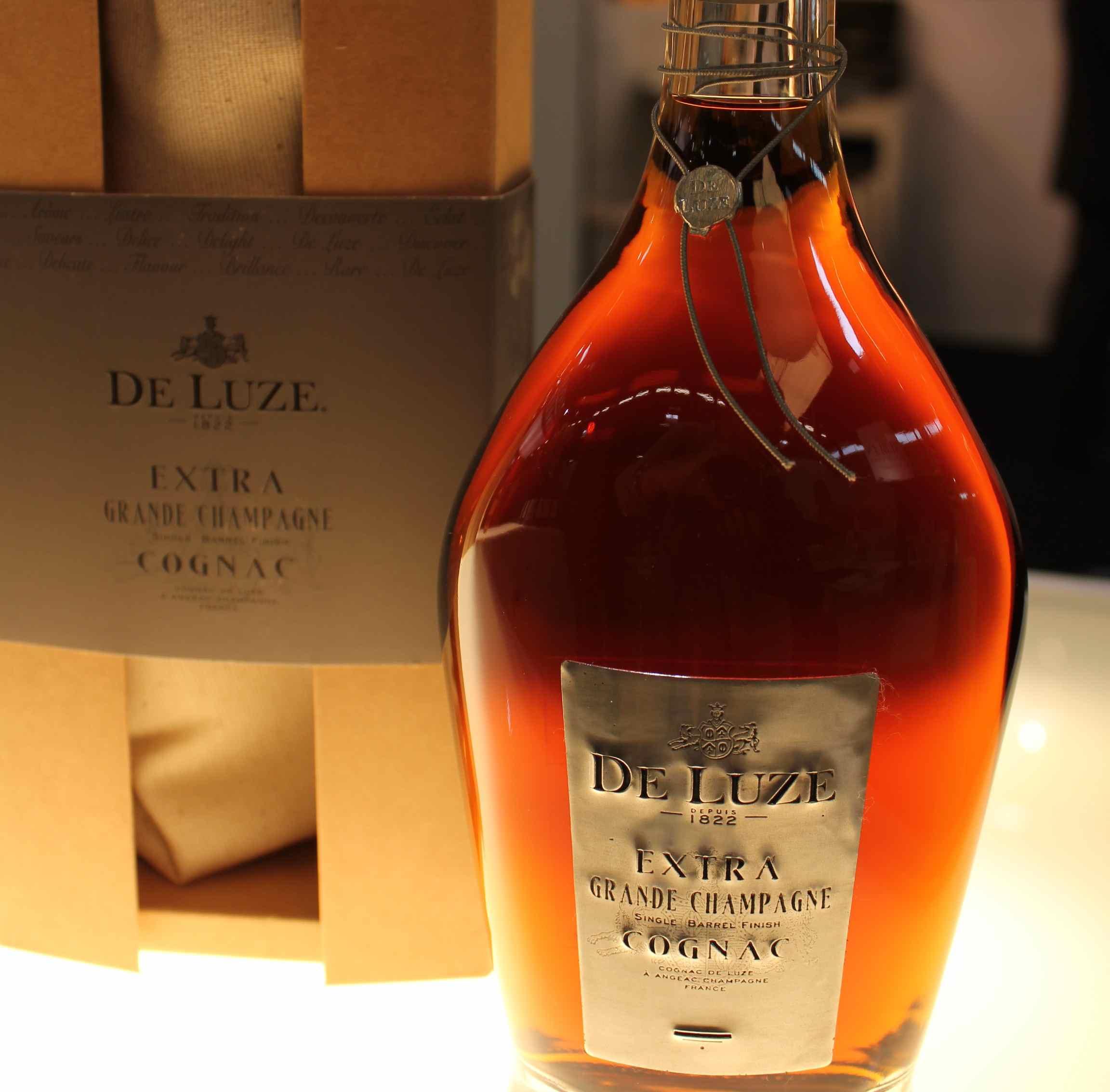 Cognac De Luze goes UK, Hong Kong & USA