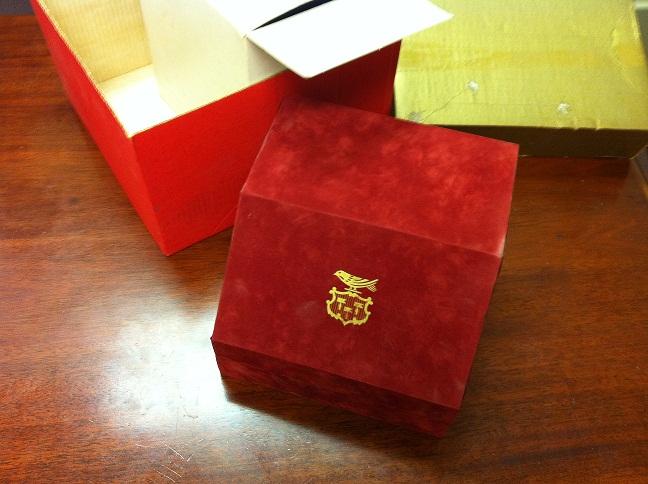 Cordon Bleu Red Box