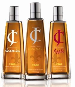JC Cognac range