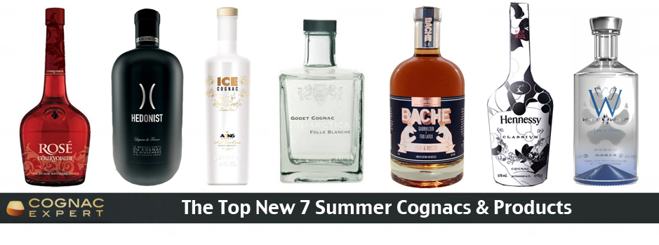 The Top 7 Summer Cognacs & Drinks (click on picture for bigger)