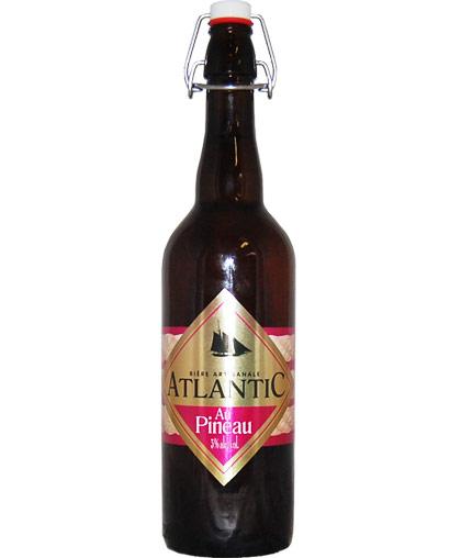 Atlantic Au Pineau Beer