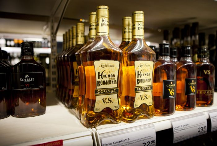Finnish Cognac Gust Ranin Oy