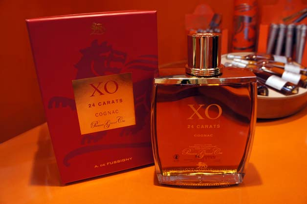 A de Fussigny launches Duty Free XO