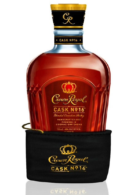 Crown Royal Canadian Whisky No 16