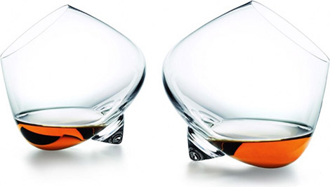 Normann Copenhagen Cognac Glasses Set
