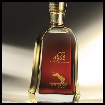 Cognac Meukow Esprit de Famille
