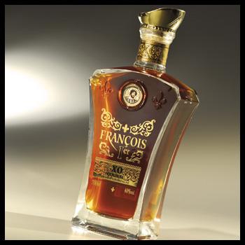 Maison A Staub Cie No 1 Carafe Cognac Francois 1er