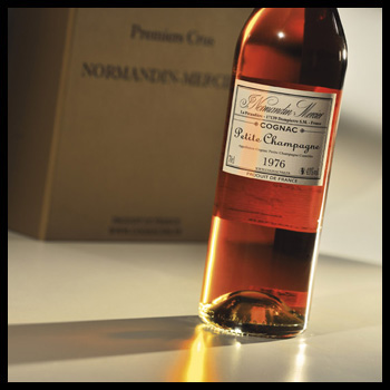 Normandin Mecier Petite Champagne Millesime 1976
